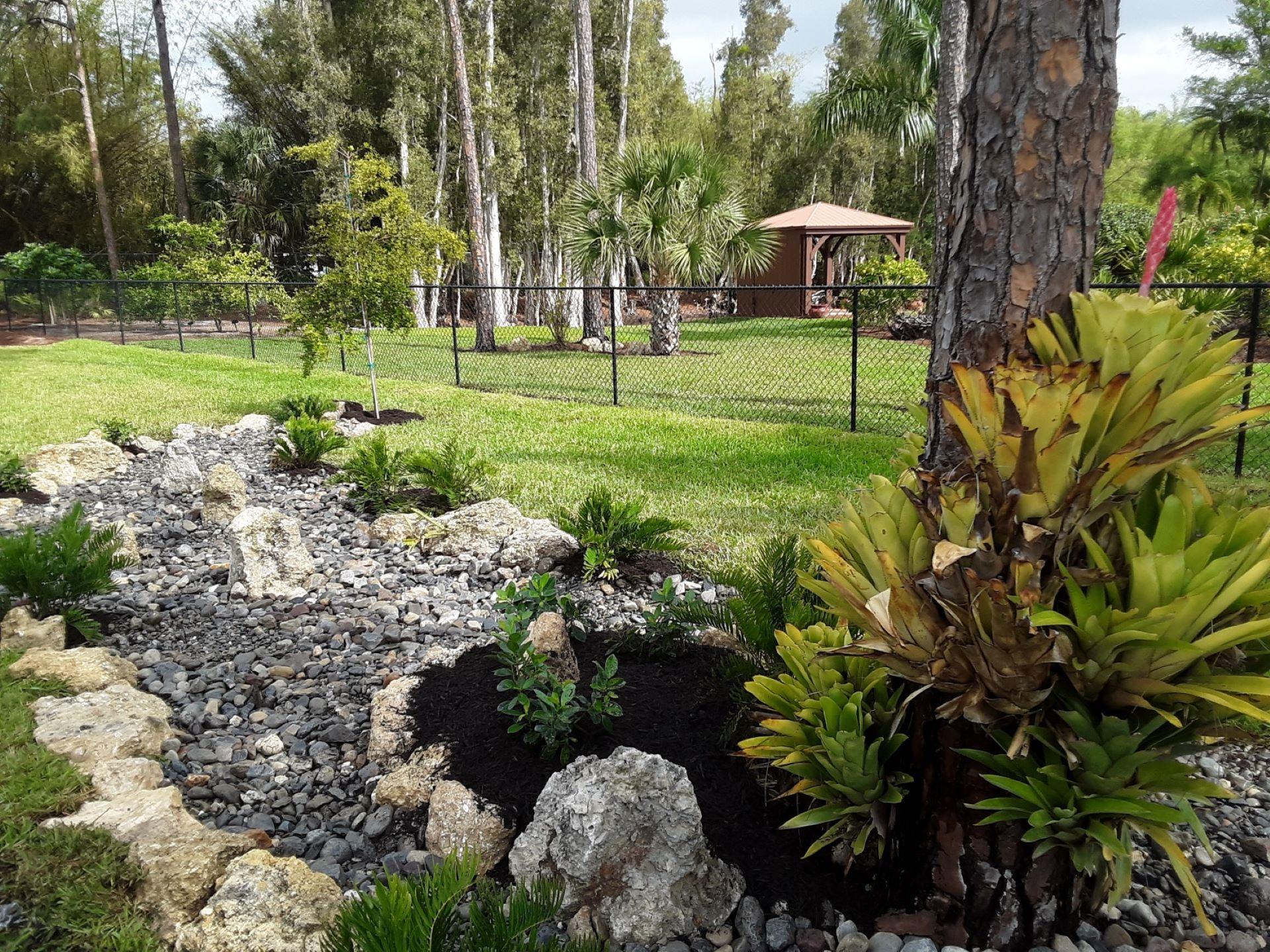 Flowing River Zen Garden