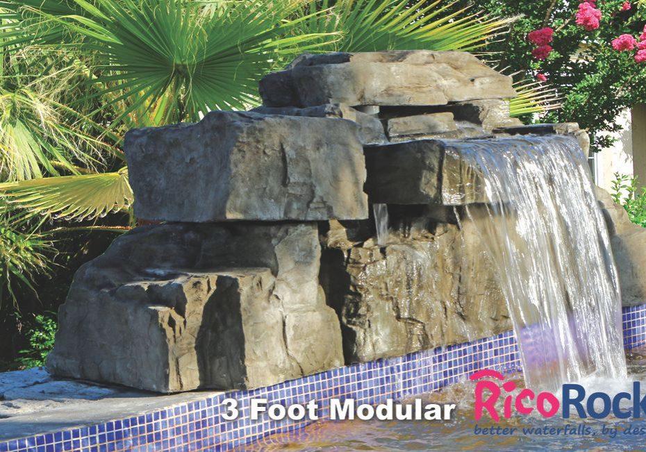 3 Foot Modular