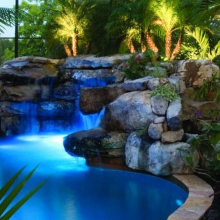 Naples Garden Landscaping poolside