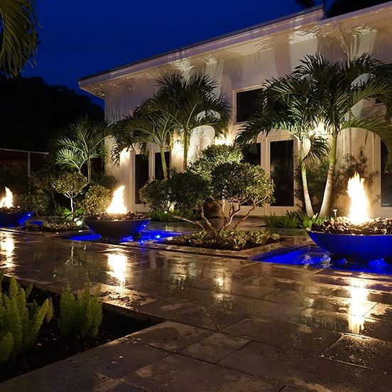 outdoor landscape lighting 2